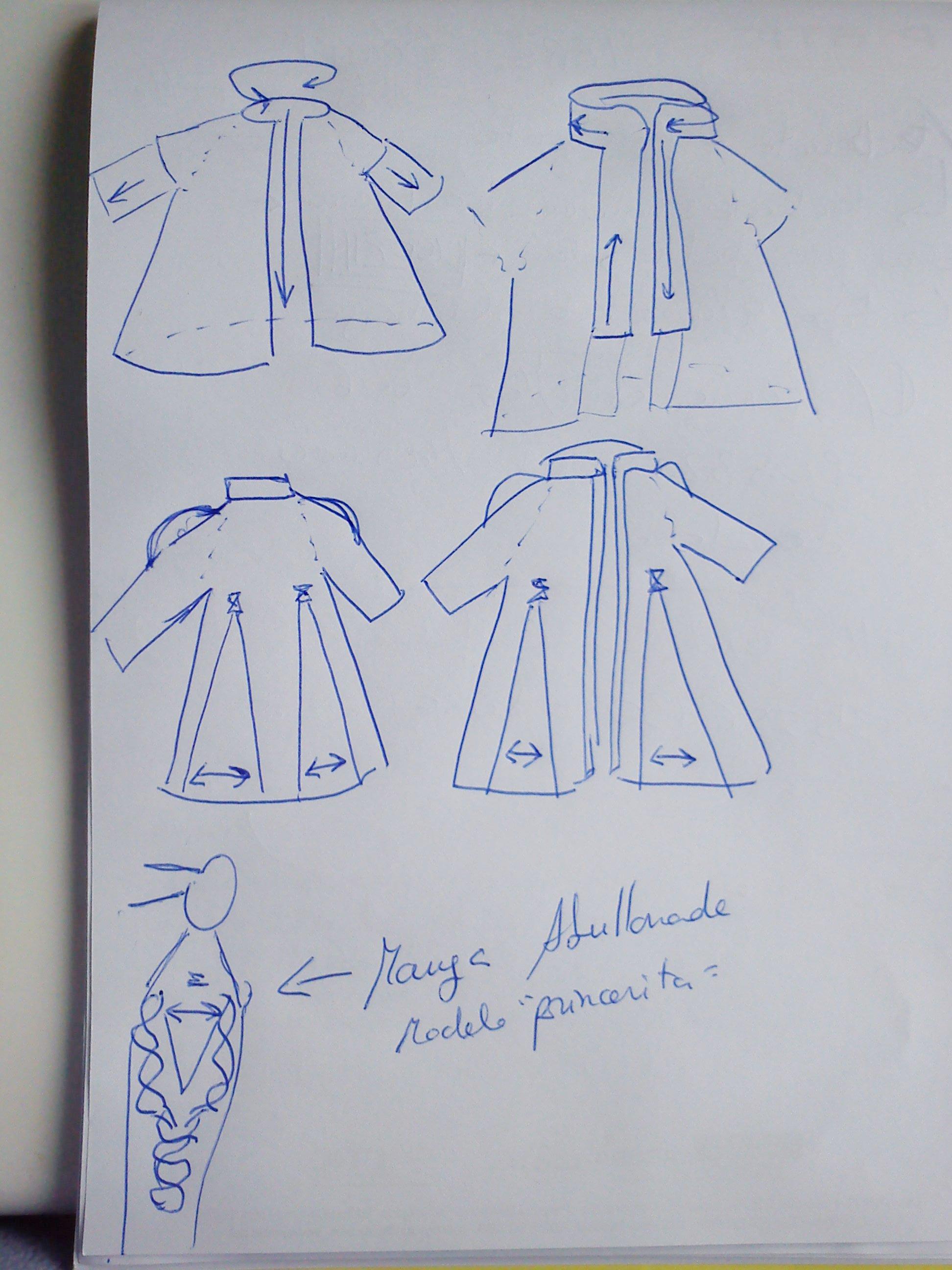 Un abrigo para niña | El blog de tejeme