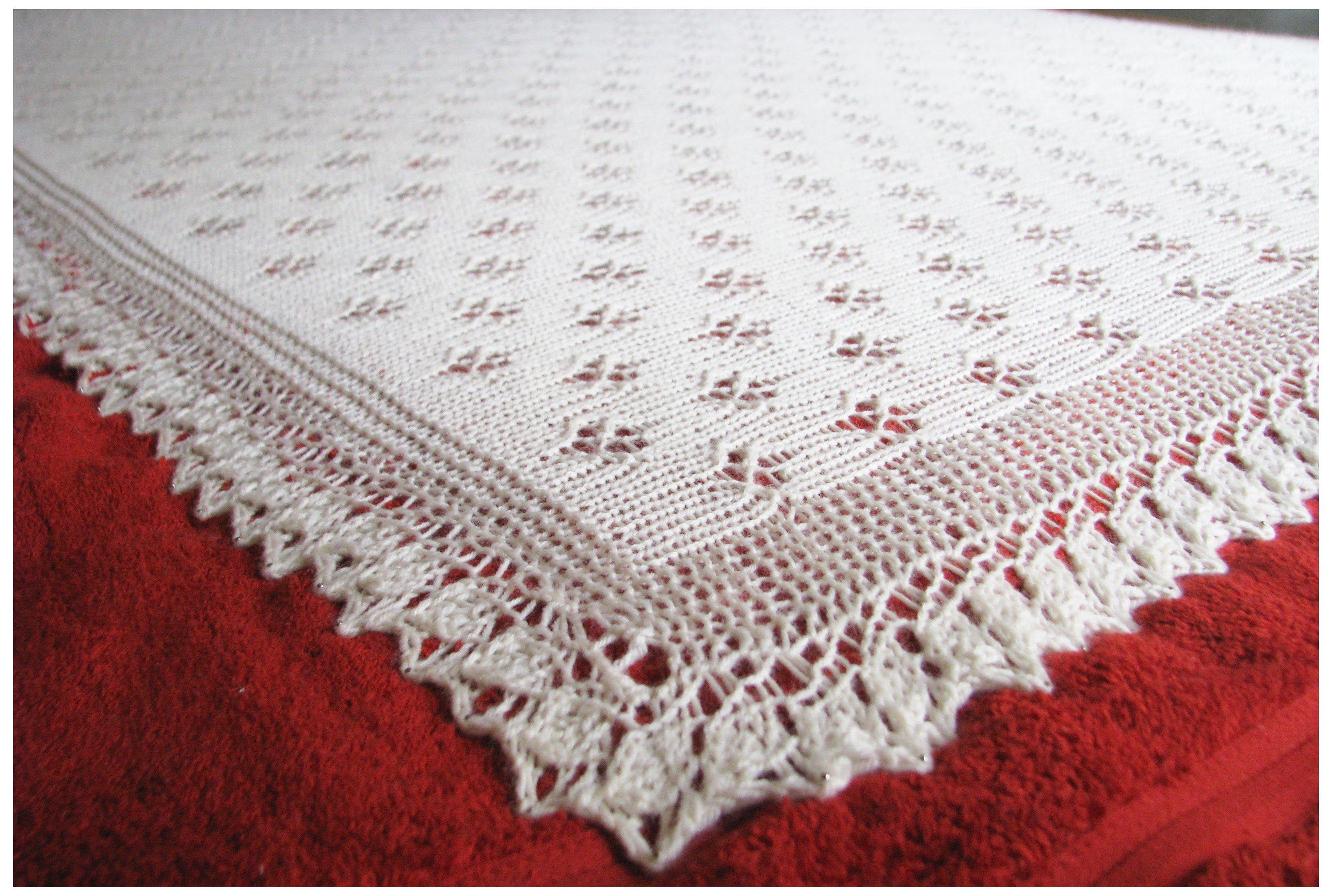 Candela\'s Son Blanket | El blog de tejeme
