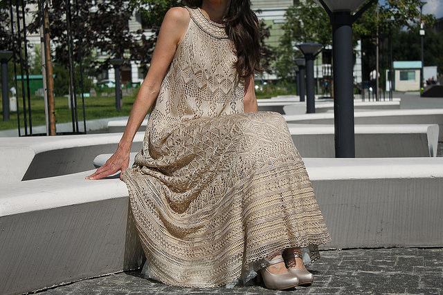 A-Dress, imagen de Ravelry