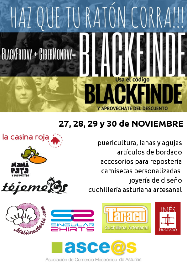Black Finde -Cyber Monday 2015