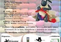 Cartel Encuentro de Tejedoras