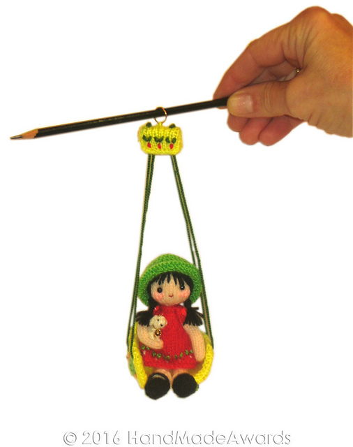 Doll in Swing