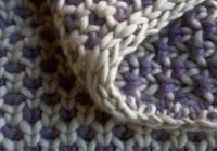 Beautyberry Blanket de Purl Soho