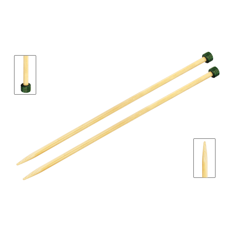 Aguja Recta Bamboo