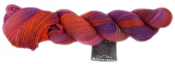 Admiral Cat Print Infrarot de Schoppel Wolle